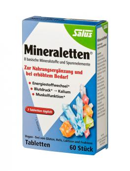 Mineraletten